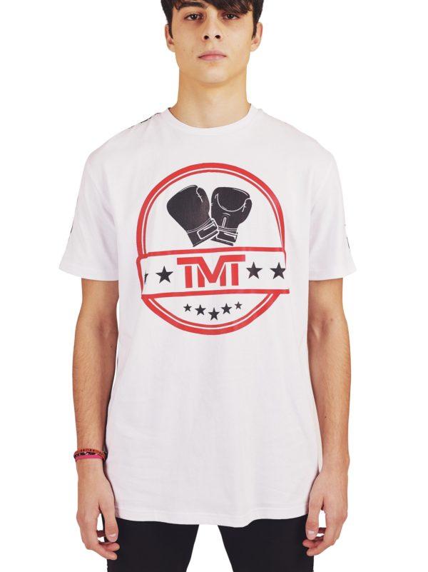maglietta tmt the money team tshirt boxe