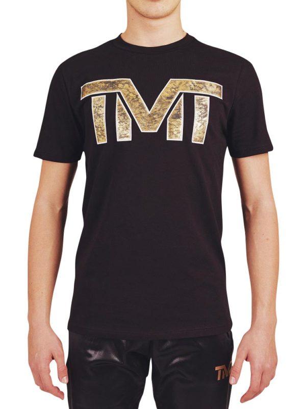 tmt t-shirt oro gold the money team tmt italia