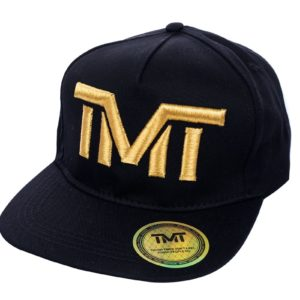 cappello tmt oro the money team gold