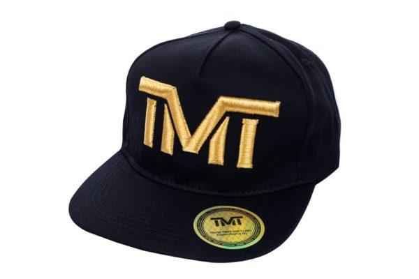 cappello tmt oro the money team gold