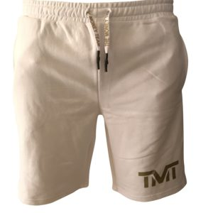 pantaloncini tmt the money team gold