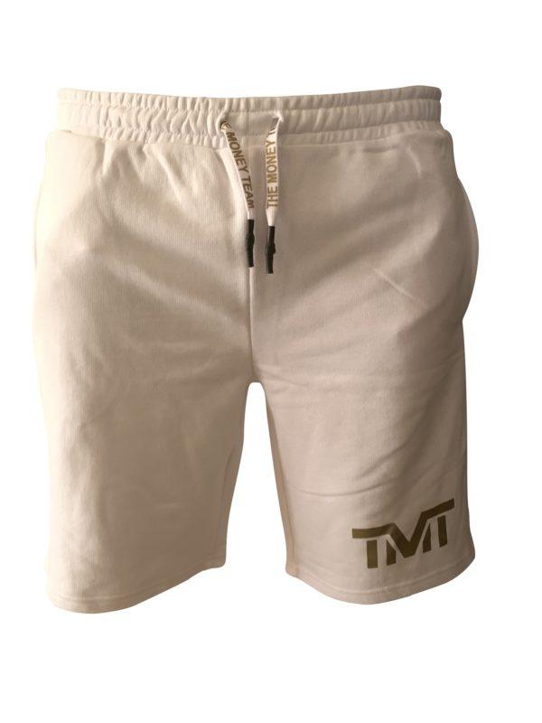 pantaloncini tmt the money team gold
